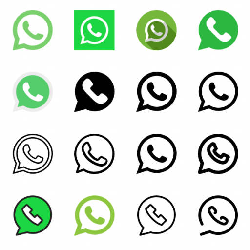 Whatsapp Icons Vector Free Download
