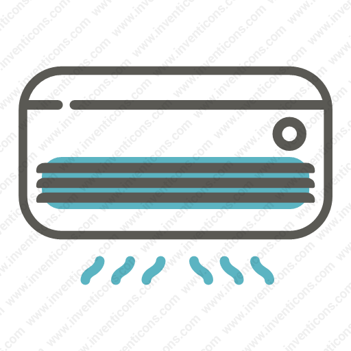 Download Air,conditioner Icon Inventicons