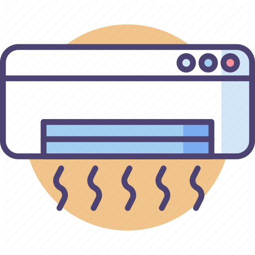 Ac, Air Conditioning, Aircond Icon