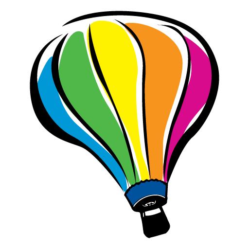 Plastic Hot Air Balloon Flight Cups Hot Air Gear