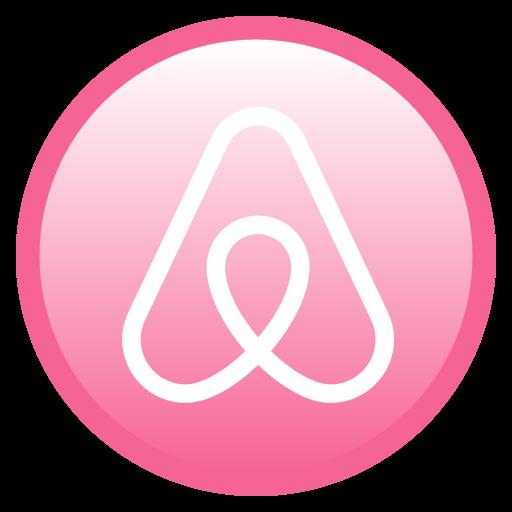 Air, Airbnb, Bnb Icon
