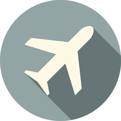 Airline Mode Icon Long Shadow Media Iconset Pelfusion