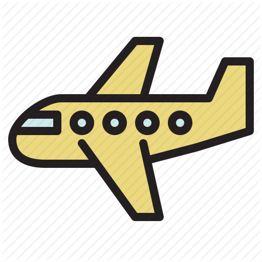 Aircraft, Airliner, Airplane, Colored, Flight, Plane
