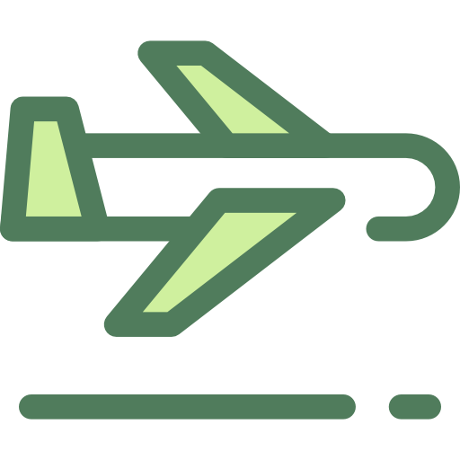 Flight, Aeroplane, Airplane Icon
