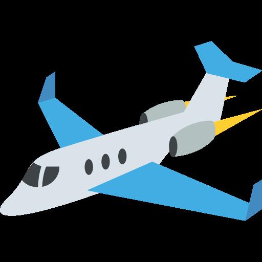 Small Airplane Emoji For Facebook, Email Sms Id Emoji