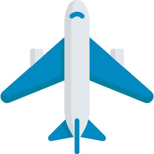 Airplane Icon Travel And Places Emoticons Freepik