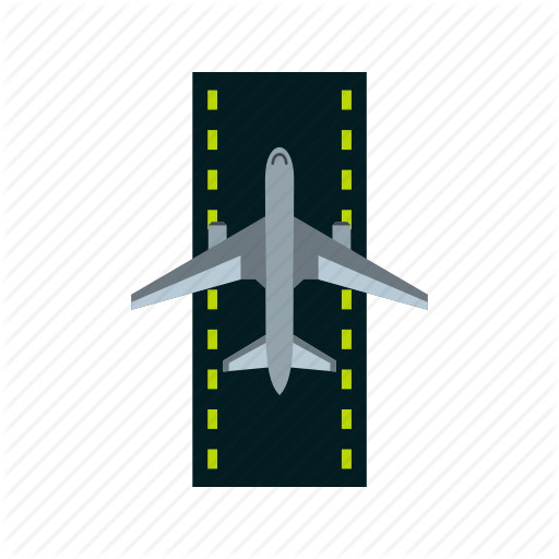 Air Strip Icon Transparent Png Clipart Free Download