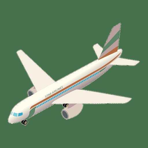 Airplane Shipment Icon