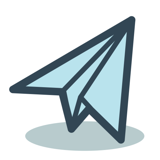 Paper Airplane, Paper Airplane, Paper Plane Icon With Png