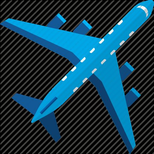 Air, Aircraft, Airplane, Flight, Plane, Transport, Transportation Icon