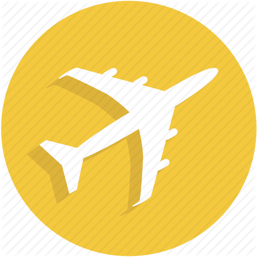 Airplane, Tickets, Transport, Ui Icon