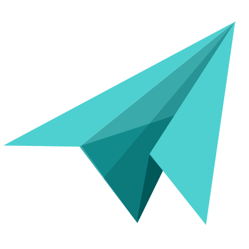 Paper Airplane Icon Christmas Iconset Benz Lee