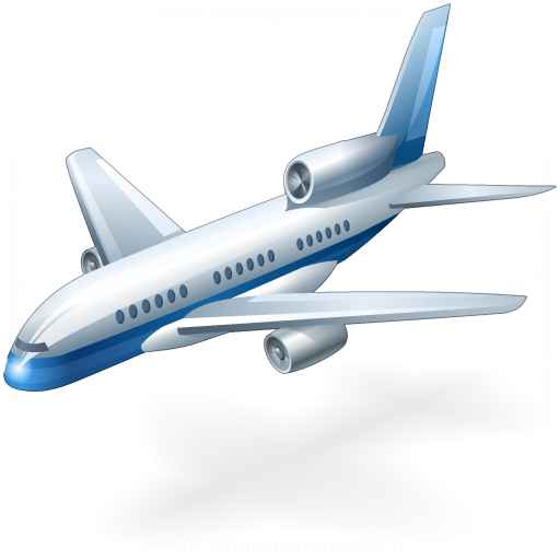 Pictures Of Airplane Icon