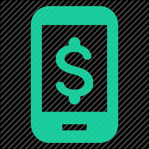 Airtime, Money, Telephone Icon