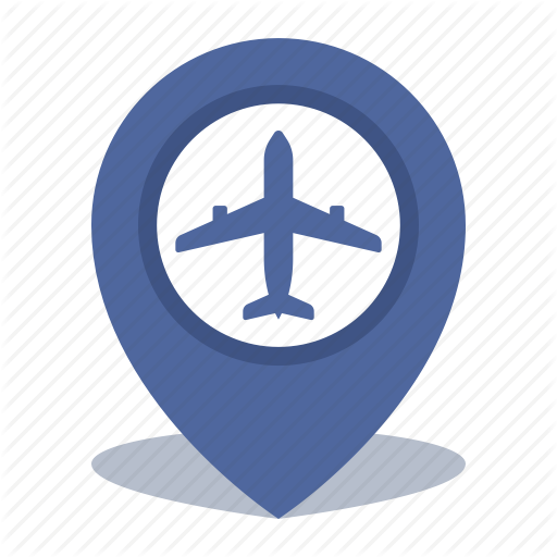 Airport, Gps, Location, Map Pin, Pn