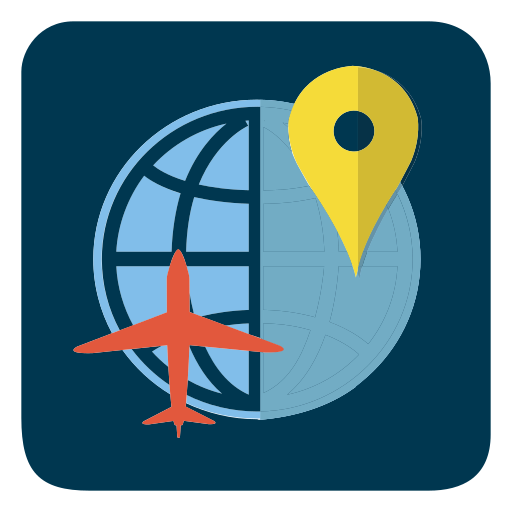 Pointer, Map, Airport Icon Free Of Business Concept Icons