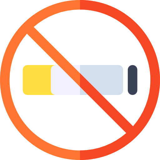 No Smoking Icon Airport Freepik