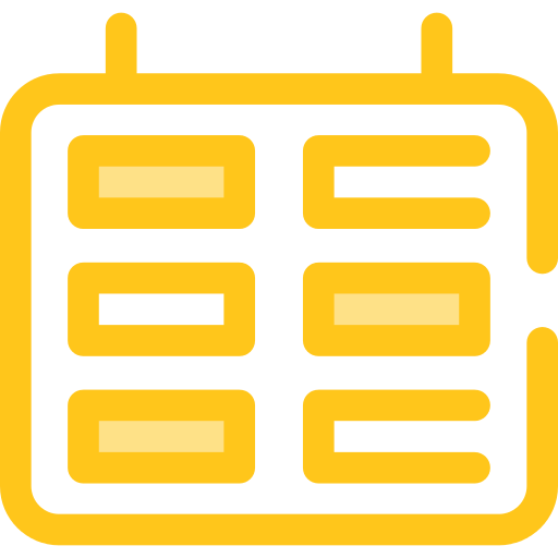 Schedules Airport Png Icon