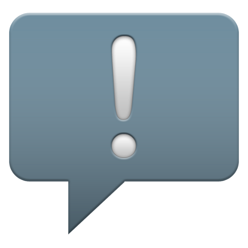 Sms Alert Icons