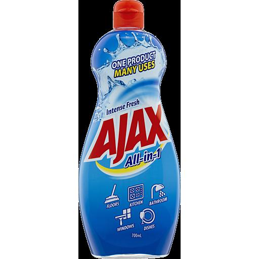 Ajax All In Cleaner Intense Fresh