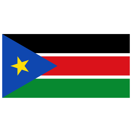 Ss South Sudan Flag Icon
