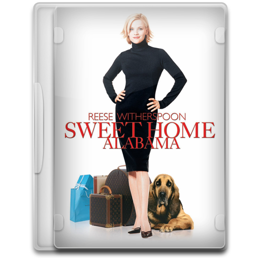 Sweet Home Alabama Icon Movie Mega Pack Iconset