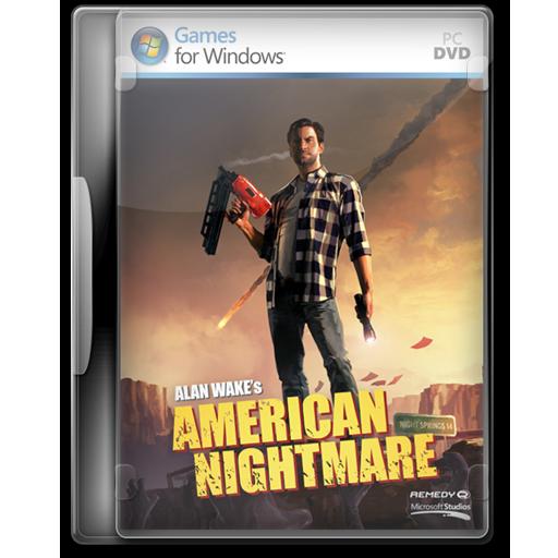 Alan Wake's American Nightmare Icon