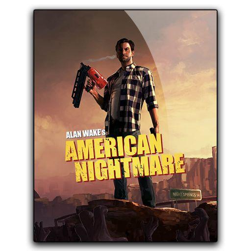 Icon Alan Wake's American Nightmare