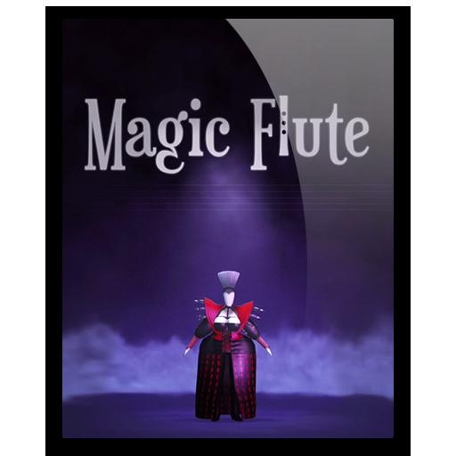 Icon Magic Flute