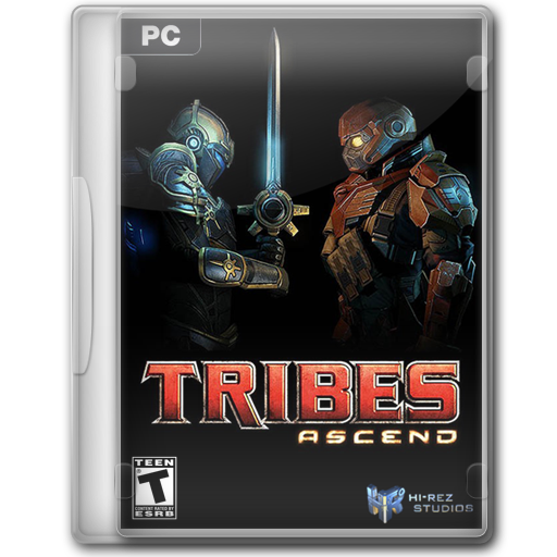 Tribes Ascend Icon