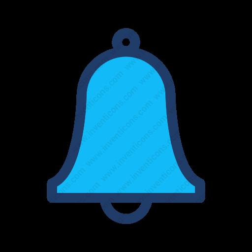 Download Bell,alarm,alert Icon Inventicons