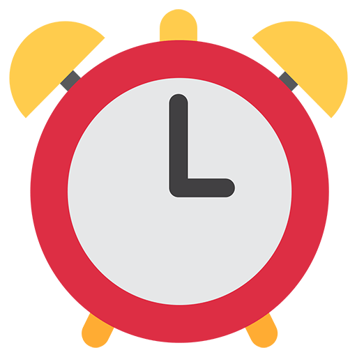 Alarm Clock Emoji For Facebook, Email Sms Id