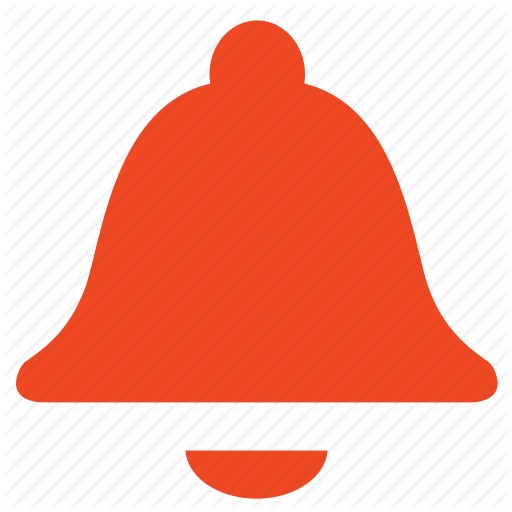 Red Bell Transparent Png Clipart Free Download