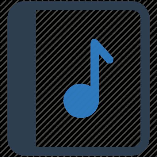 Album, Music, Song Icon