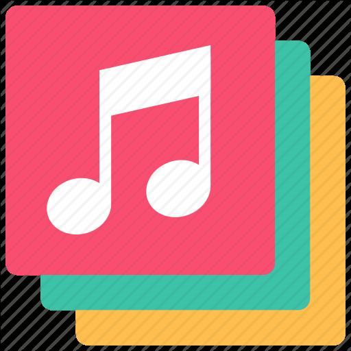 Album, Music, Songs Icon