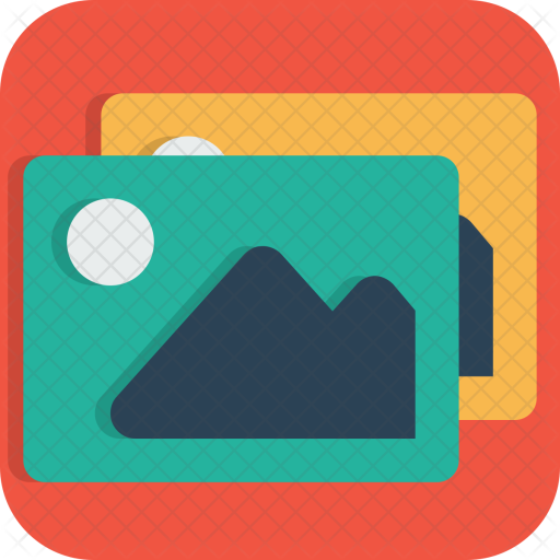 Photo Album Icon Png Png Image