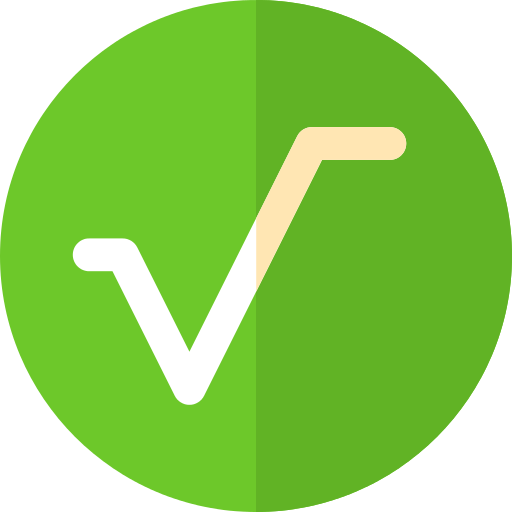 Square Root Math Png Icon