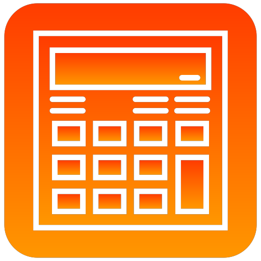 Calculator, Algebra, Result, Mathmematics, Math, Calculus Icon