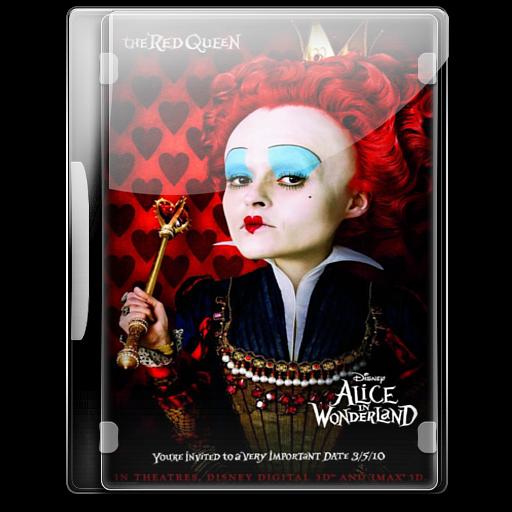 Alice In Wonderland Icon English Movie Iconset Danzakuduro