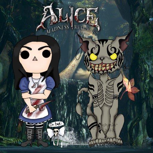 Alice The Madness Returns!