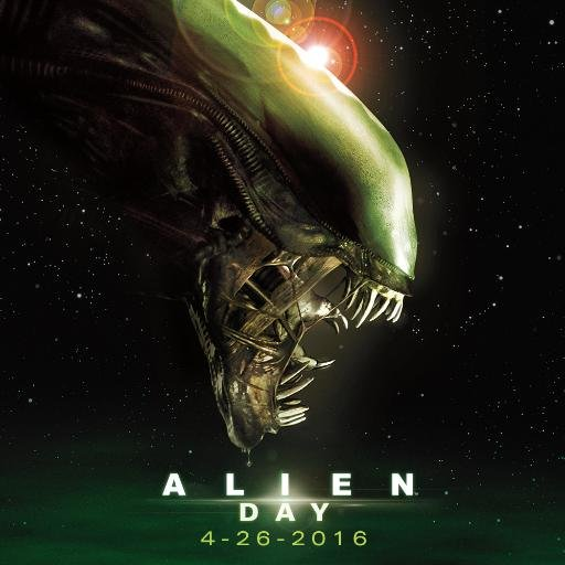 Happy Alien Day! Go Get Scared Or Win Some Stuff