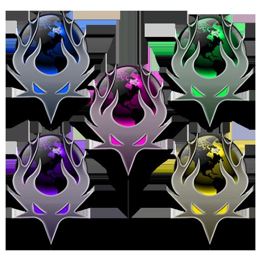 Dock Cyberfox Icons