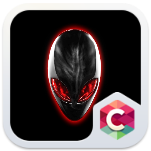 Alienware Free Android Theme U Launcher