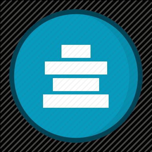 Alignment, Center Align, Text Alignment Icon