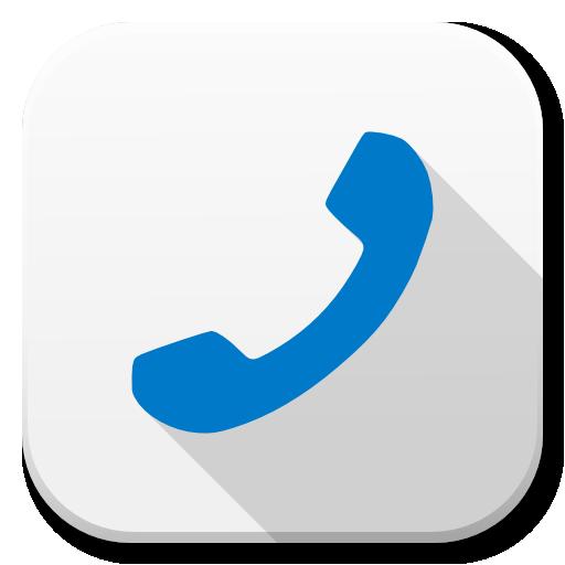 Apps Phone Icon Flatwoken Iconset Alecive