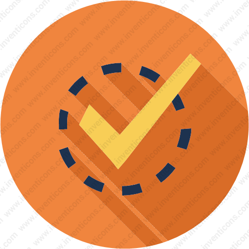 Download Checkmark,comleted,done,approved,right Icon Inventicons