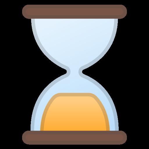 Hourglass Done Icon Noto Emoji Travel Places Iconset Google
