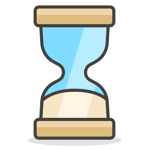 Hourglass, Done Icon Free Of Free Vector Emoji