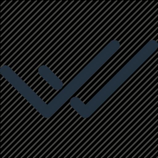All, Check, Checks, Done, Improve Icon