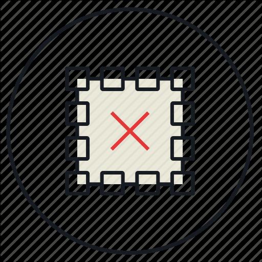 All, Deselect Icon